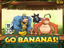 Игровой автомат Вперед, бананы!