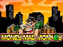Помешанная На Деньгах Обезьянка в онлайн-казино